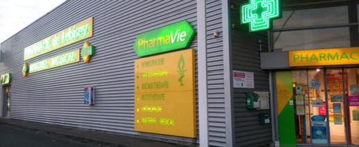 Pharmacie De Lebisey,HEROUVILLE ST CLAIR