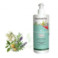 Aromaforce Gel Hydroalcoolique Ravintsara Tea Tree Fl/500ml à HEROUVILLE ST CLAIR