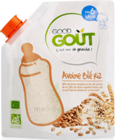 Good Goût Alimentation Infantile Avoine Blé Riz Sachet/200g à HEROUVILLE ST CLAIR