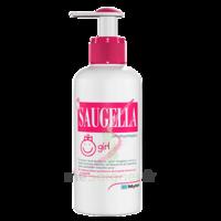 Saugella Girl Savon Liquide Hygiène Intime Fl Pompe/200ml à HEROUVILLE ST CLAIR