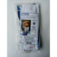 Masque De Protection En Tissu Réutilisable B/2 à HEROUVILLE ST CLAIR
