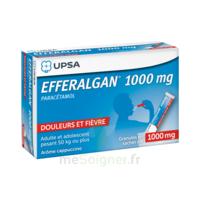 Efferalgan 1g Cappuccino Granules 8 Sachets à HEROUVILLE ST CLAIR