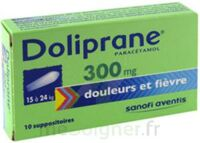 Doliprane 300 Mg Suppositoires 2plq/5 (10) à HEROUVILLE ST CLAIR