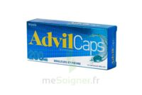Advilcaps 200 Mg Caps Molle Plq/16 à HEROUVILLE ST CLAIR