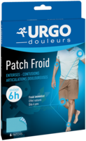 Urgo Patch Froid 6 Patchs à HEROUVILLE ST CLAIR