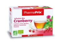 Infusion Bio Cranberry à HEROUVILLE ST CLAIR