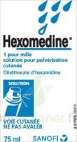 Hexomedine 1 Pour Mille, Solution Pour Pulvérisation Cutanée En Flacon Pressurisé à HEROUVILLE ST CLAIR