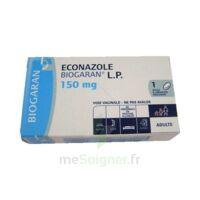 Econazole Biogaran L.p. 150 Mg, Ovule à Libération Prolongée à HEROUVILLE ST CLAIR