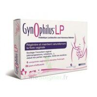 Gynophilus Lp Comprimés Vaginaux B/6 à HEROUVILLE ST CLAIR