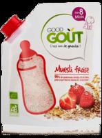 Good Gout Cereales Muesli Fraise Bio Des 8 Mois 200g à HEROUVILLE ST CLAIR