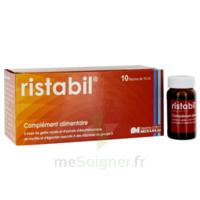 Ristabil Anti-fatigue Reconstituant Naturel B/10 à HEROUVILLE ST CLAIR