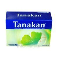 Tanakan 40 Mg, Comprimé Enrobé Pvc/alu/90 à HEROUVILLE ST CLAIR