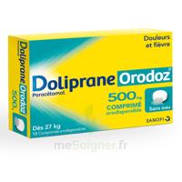 Dolipraneorodoz 500 Mg, Comprimé Orodispersible à HEROUVILLE ST CLAIR
