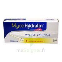 Mycohydralin 500 Mg, Comprimé Vaginal à HEROUVILLE ST CLAIR