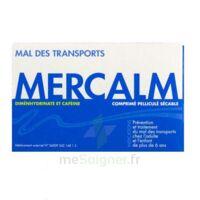 Mercalm, Comprimé Pelliculé Sécable à HEROUVILLE ST CLAIR