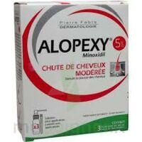 Alopexy 50 Mg/ml S Appl Cut 3fl/60ml à HEROUVILLE ST CLAIR