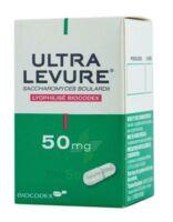 Ultra-levure 50 Mg Gélules Fl/50 à HEROUVILLE ST CLAIR
