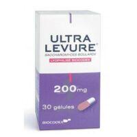 Ultra-levure 200 Mg Gélules Fl/30 à HEROUVILLE ST CLAIR