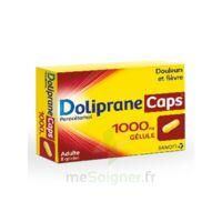 Dolipranecaps 1000 Mg Gélules Plq/8 à HEROUVILLE ST CLAIR