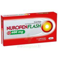 Nurofenflash 400 Mg Comprimés Pelliculés Plq/12 à HEROUVILLE ST CLAIR
