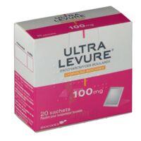 Ultra-levure 100 Mg Poudre Pour Suspension Buvable En Sachet B/20 à HEROUVILLE ST CLAIR