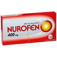 Nurofen 400 Mg Comprimés Enrobés Plq/12 à HEROUVILLE ST CLAIR