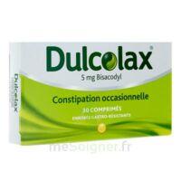 Dulcolax 5 Mg Comprimés Enrobés Gastro-résistants Plq/30 à HEROUVILLE ST CLAIR