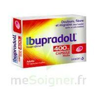 Ibupradoll 400 Mg Caps Molle Plq/10 à HEROUVILLE ST CLAIR