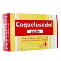 Coquelusedal Adultes, Suppositoire à HEROUVILLE ST CLAIR
