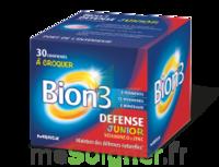 Bion 3 Défense Junior Comprimés à Croquer Framboise B/30 à HEROUVILLE ST CLAIR