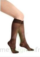 Venoflex Secret 2 Chaussette Femme Beige Doré T2n à HEROUVILLE ST CLAIR
