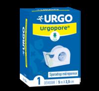 Urgopore Plus Sparadrap 2,5cmx7,5m Dévidoir à HEROUVILLE ST CLAIR