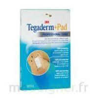 Tegaderm + Pad, 9 Cm X 10 Cm , Bt 5 à HEROUVILLE ST CLAIR