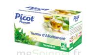 Picot Maman Tisane D'allaitement Verveine 20 Sachets à HEROUVILLE ST CLAIR
