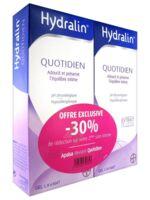 Hydralin Quotidien Gel Lavant Usage Intime 2*200ml à HEROUVILLE ST CLAIR