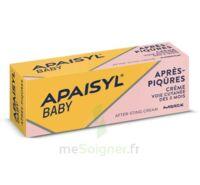 Apaisyl Baby Crème Irritations Picotements 30ml à HEROUVILLE ST CLAIR