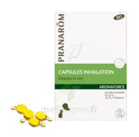 Aromaforce Caps Inhalation Bio B/15 à HEROUVILLE ST CLAIR