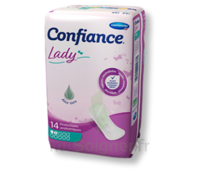 Confiance Lady Protection Anatomique Incontinence 2 Gouttes Sachet/14 à HEROUVILLE ST CLAIR
