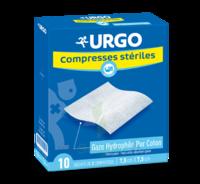 Urgo Compresse Stérile 7,5x7,5cm 10 Sachets/2 à HEROUVILLE ST CLAIR