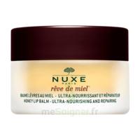 Nuxe Baume Lèvres Ultra-nourrissant Rêve De Miel®15g à HEROUVILLE ST CLAIR