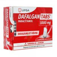 Dafalgantabs 1 G Cpr Pell Plq/8 à HEROUVILLE ST CLAIR