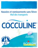 Boiron Cocculine Comprimés Orodispersibles B/40 à HEROUVILLE ST CLAIR