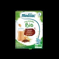 Modilac Céréales Farine Cacao Dès 6 Mois B/250g à HEROUVILLE ST CLAIR